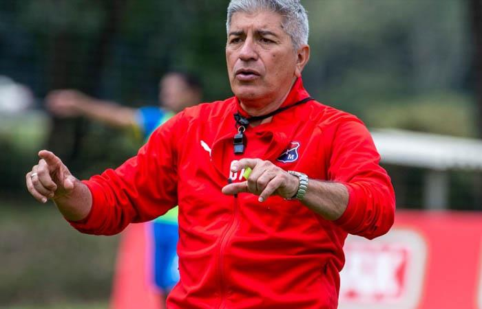 Zambrano tendrá su tercera experiencia con clubes colombianos. Foto: Twitter