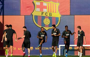 Barcelona no contará con una de sus estrellas para enfrentar a Inter de Milán por Champions League