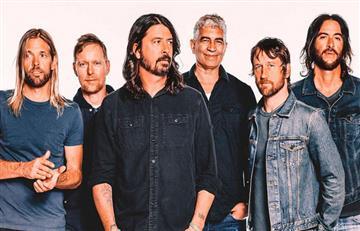 ¡Un concierto sin precedentes! Los Foo Fighters encendieron la noche en Bogotá