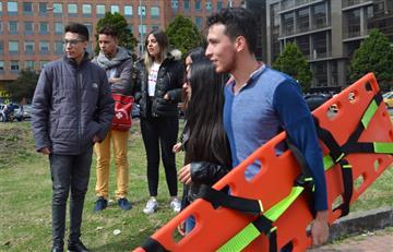 ¡Todos participaron! Así se vivió el Simulacro Nacional de evacuación en Colombia
