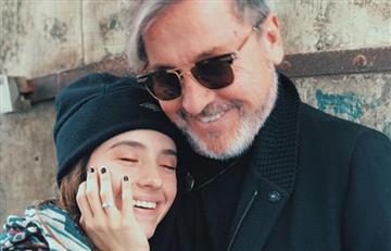 [FOTO] ¿Nostálgico? Ricardo Montaner publica emotivo mensaje por boda de su hija Evaluna