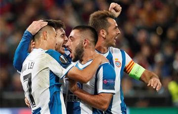 Espanyol, del colombiano Bernardo Espinosa, derrotó a CSKA de Moscú por Europa League