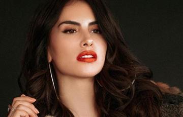 Fotos de Jessica Cediel mostrando con orgullo las manchas en su cara