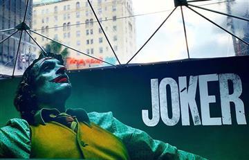 """¿Preparado para verla? Llega """"Joker"""" una de las películas más polémicas del año"""