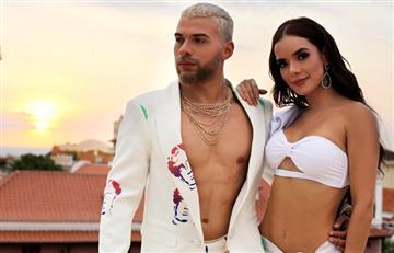 [VIDEO] Bonfante estrena su nueva canción 'Mala fama' en compañía de Elianis Garrido