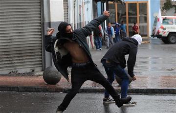 [VIDEO] Violenta jornada de protestas por incremento en tarifa de combustible en Ecuador