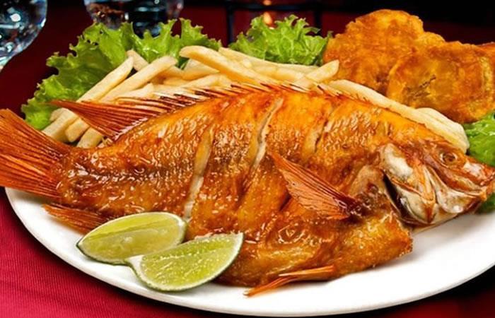 Tipos de pescados que comen los colombianos