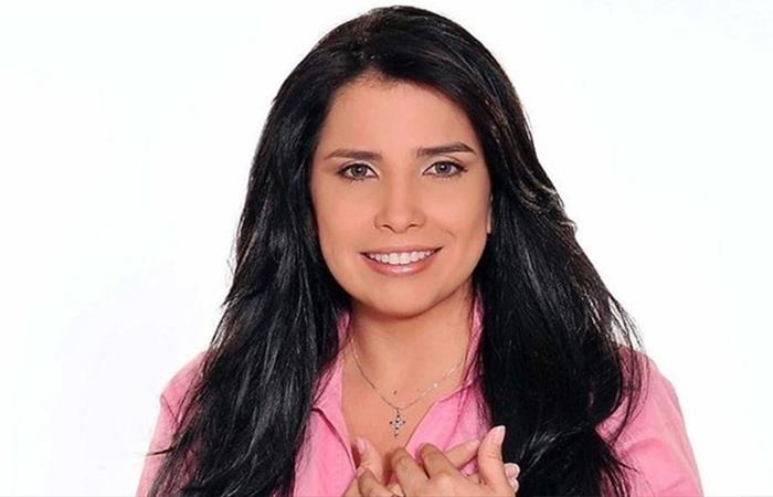 Aída Merlano, exsenadora de la República de Colombia. Foto: Twitter
