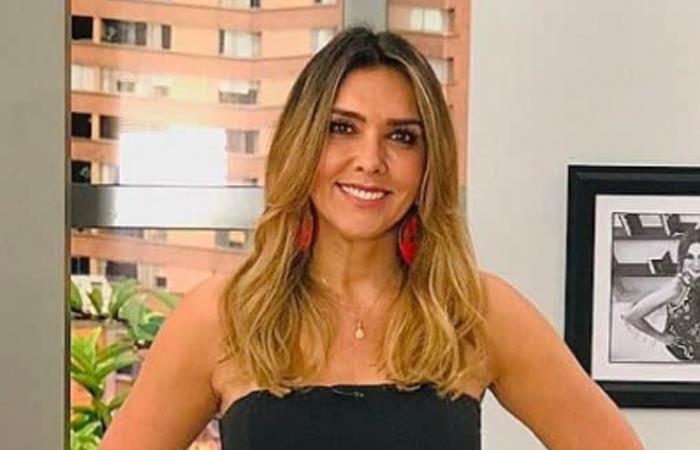 Mónica Rodríguez salió de Caracol a principios de este año. Foto: Instagram