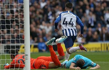 ¡Semana de pesadilla! Totttenham fue goleado por Brighton