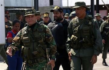 ¡Sigue la angustia! Fuerza Armada venezolana mantiene alerta naranja en frontera con Colombia