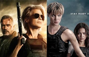 Toda una guerrera: Así luce Natalia Reyes en el nuevo tráiler de Terminator: Destino Oculto