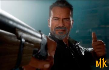 ¡Letal! Así luce Terminator en Mortal Kombat 11