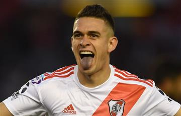 [VIDEO] Estos son los golazos de Rafael Santos Borré con River