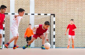 ¿Qué puede llegar a afectar el desempeño deportivo de los niños?