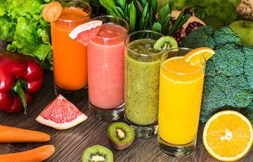 [FOTOS] Beneficios y propiedades de los jugos naturales