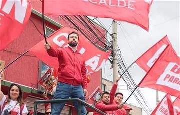 ¿Le alcanzará? Carlos Galán sigue liderando las encuestas en Bogotá