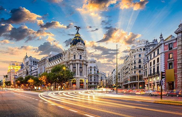 Europa es uno de los destinos preferidos por las nuevas generaciones para viajar. Foto: Shutterstock