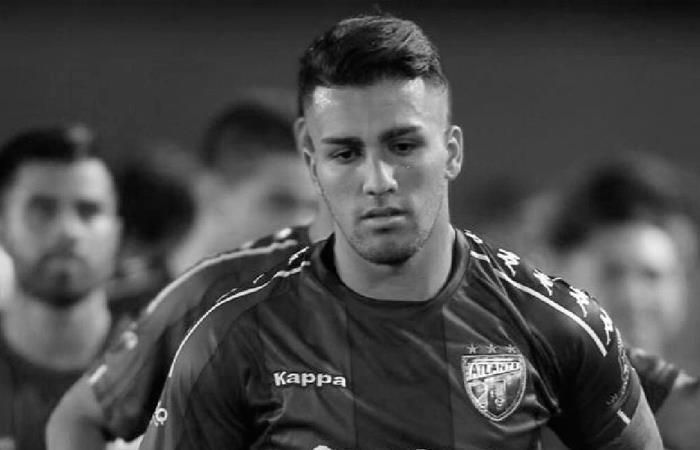Futbolista argentino murió en Buenos Aires