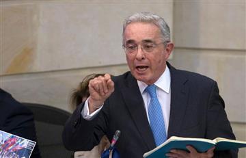 Así se llevó a cabo la misa en honor a Álvaro Uribe antes de la indagatoria