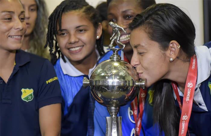 Copa Libertadores Femenina incidentes Quito Ecuador