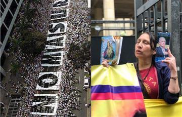 ¿Cómo ha sido el encuentro entre defensores y opositores de Uribe?