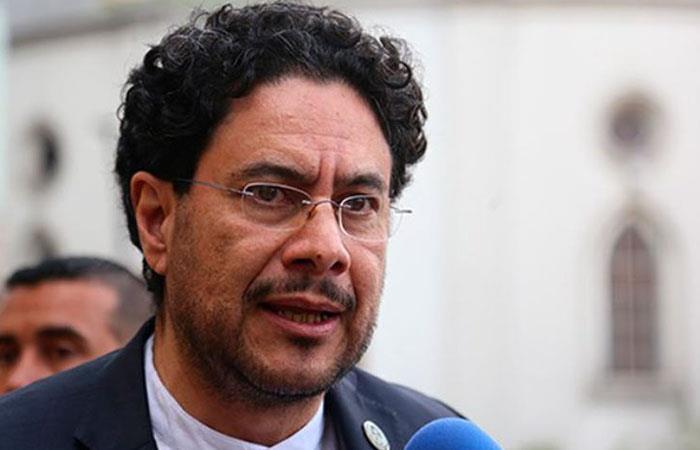 Iván Cepeda, contraparte en el caso Álvaro Uribe. Foto: Twitter