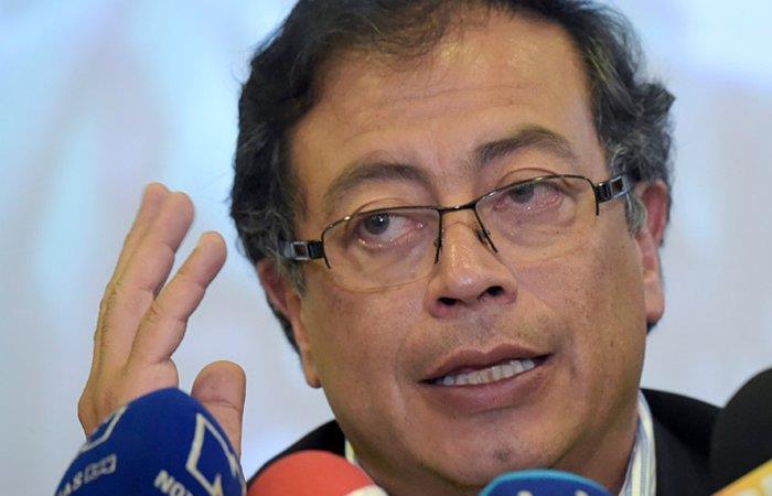 Gustavo Petro, senador de Colombia para el período 2010-2022. Foto: Twitter