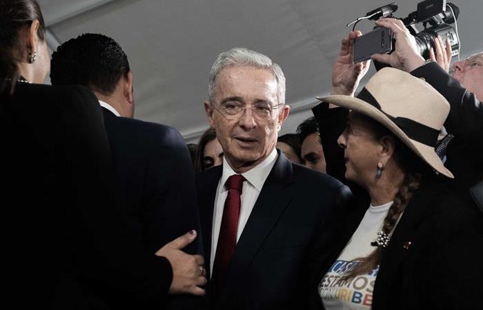 Álvaro Uribe declaraciones
