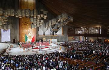 Mexicanos despiden a su ídolo José José en emblemática Basílica de Guadalupe