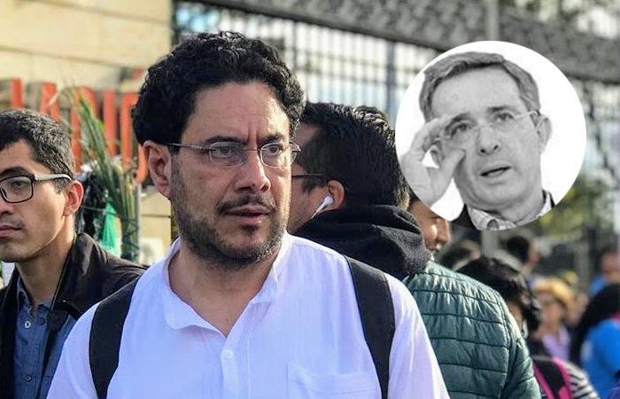 Iván Cepeda critica Uribe