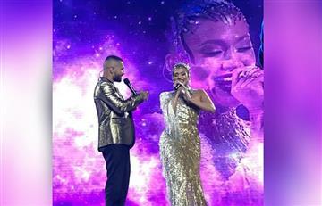 Maluma y el bochornoso espectáculo que protagonizó junto a Jennifer López en pleno concierto