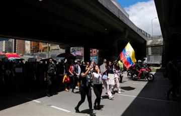 Bogotá: Estas serán las rutas de los estudiantes que marcharan este 10 de octubre