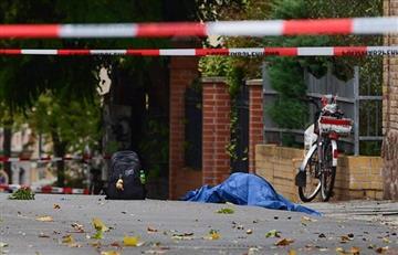 [VIDEO] Tiroteo en Alemania deja dos muertos