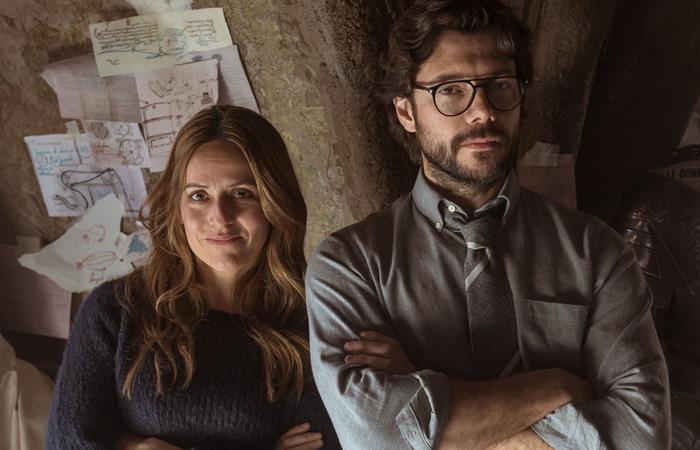 Confirmado mes de estreno 'La casa de papel 4'. Foto Twitter: @lacasadepapel