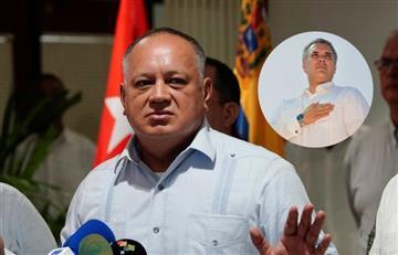 """""""¿A quién se parece?"""": Diosdado Cabello comparó a Duque con personaje animado"""