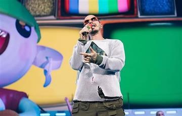 J Balvin ¡sigue en las 'grandes ligas'! Ahora lanzará nuevo tema con los Black Eyed Peas