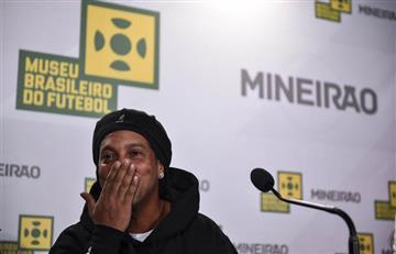 A días de llegar a Colombia, Ronaldinho enfrenta graves problemas legales