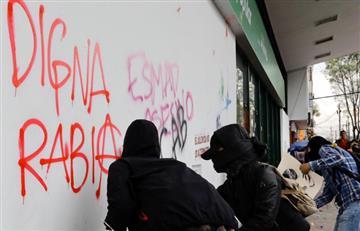 Vandalismo y violencia: Así han sido los choques entre los estudiantes y el Esmad en Bogotá
