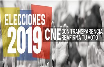 1.400 candidatos han sido inhabilitados para participar en elecciones del próximo 27 de octubre