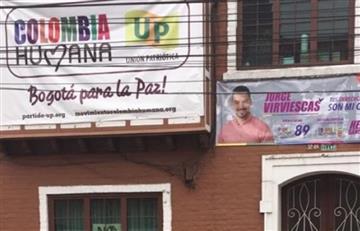 Con artefacto explosivo y disparos atacan sede Colombia Humana