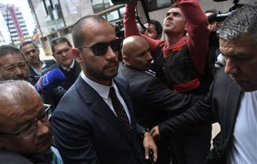 Tras indagatoria a Uribe su abogado Diego Cadena salió del país