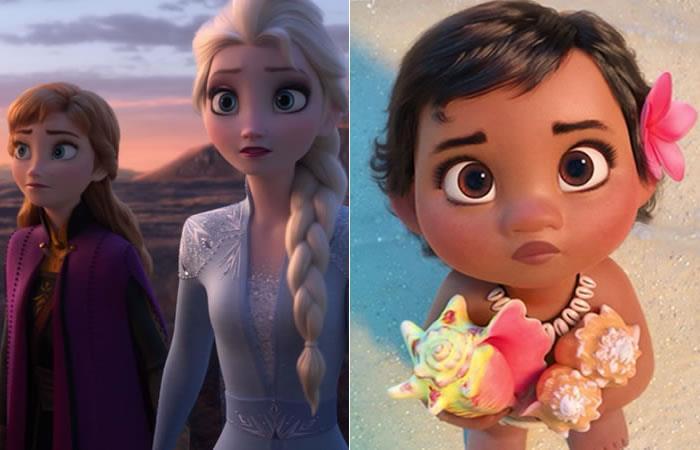 Disney busca nuevos personajes con características totalmente diferentes