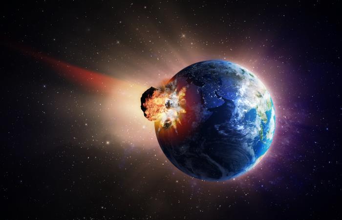 El cuarto asteroide con alta probabilidad de impacto fue descubierto