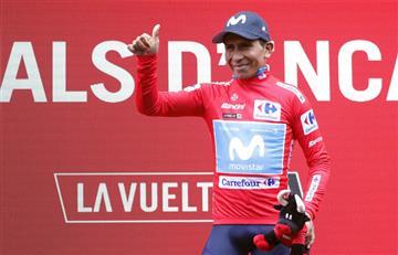 Nairo Quintana cierra su etapa en Movistar y no estará en el Giro de Lombardía