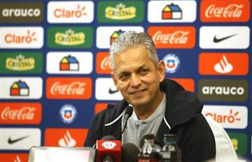 Rueda evitó la polémica en sus declaraciones previas al amistoso entre Colombia y Chile
