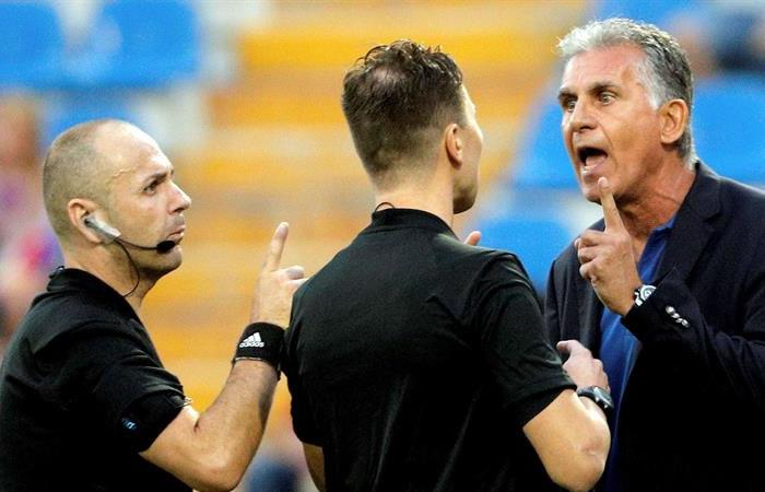 Carlos Queiroz Penal Colombia Chile