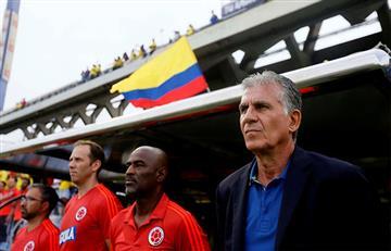 Explotó: Carlos Queiroz se cansó de las especulaciones al rededor de James y Falcao
