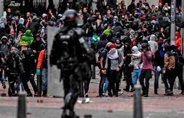 Así es como el gobierno podría regular las protestas