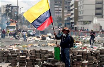 Gobierno e indígenas en Ecuador llegan a un acuerdo en subsidios de combustibles
